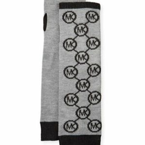 Michael Kors Jetset Logo-Print Arm Warmers